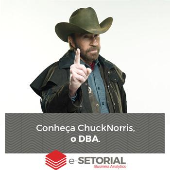 Conheça Chuck Norris - O DBA